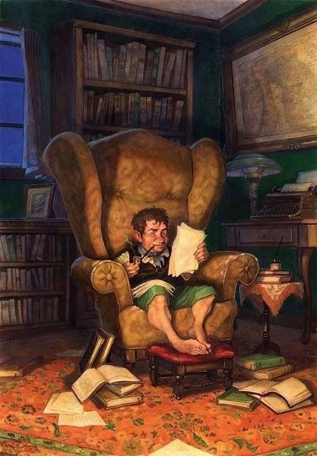 bilbo baggins in the hobbit by tolkien The hobbit is a bestseller and timeless classic, featuring the adventures of bilbo baggins in middle-earth bilbo baggins enjoys a quiet and contented life, with no.