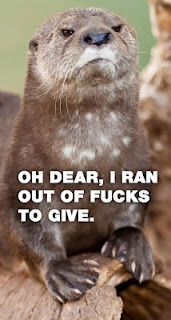 Mr. Otter's thoughts