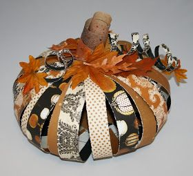 Oh My Crafts Blog: It's Pumpkin Time!