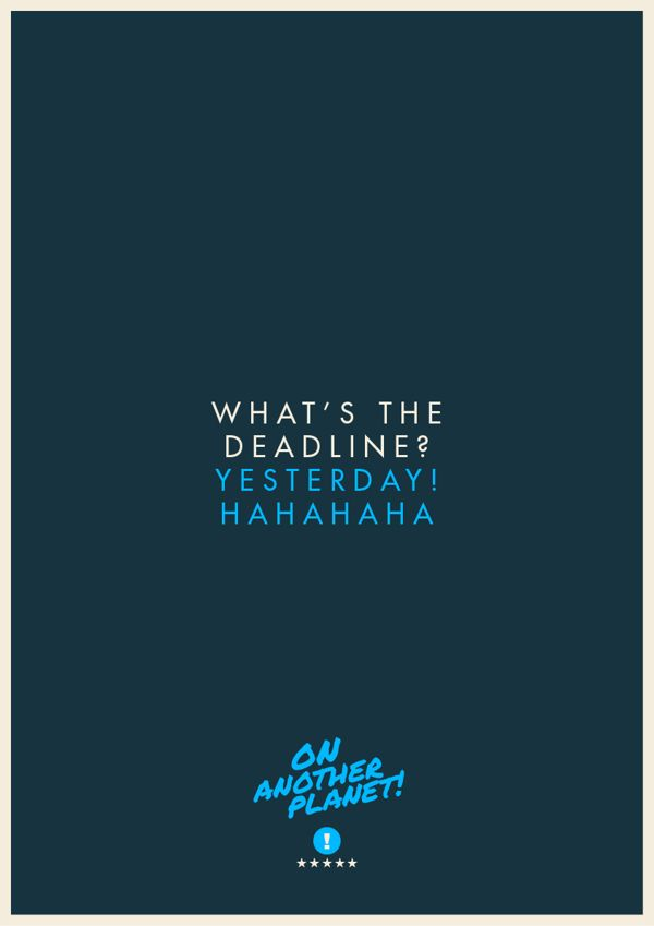 The Client is Always Right Series by Jonathan Quintin | Abduzeedo Design Inspiration | my life. #graphicdesignerproblems