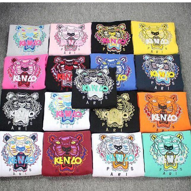 Sweatershirts Kenzo  #felpa #kenzo #felpakenzo #sweatshirtkenzo #kenzoshop #shopping #moda #modaonline #tiger