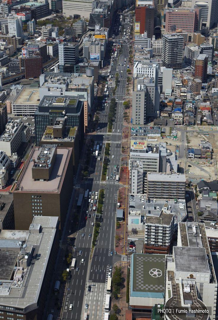 Tenjin Watanabe street. Fukuoka 36