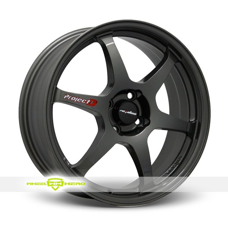 Lenso Spec C Gun Metal Wheels For Sale  - For more info:  http://www.wheelhero.com/customwheels/Lenso/Spec-C-Gun-Metal