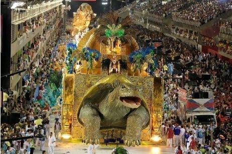Attend Carnival - Rio De Janero