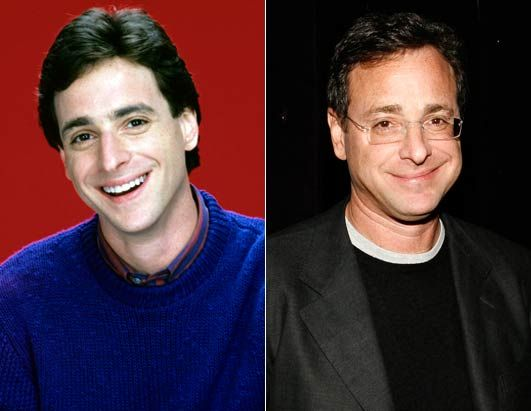 "They Now Old TV Stars | Where Are They Now? ""Full House"" Edition   Bob Saget  'Danny Tanner' on Full House"