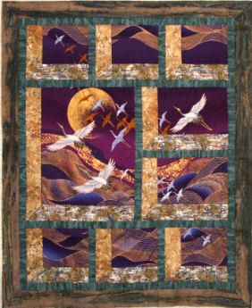 Love this one!: Diy Quilts Fall, Quilts Att Window, Greig Quilts, Window Quilts, Blocks Windowpan, Attic Windowsquilt, Quilts Lv, Daphne Greig, Quilts Window