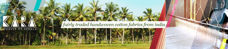 Kara Weaves: Fabrics with a social cause