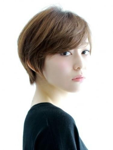 くせ毛さんが理想の〝ショートヘア〟に近づくためのヘアカタログ♡♡♡の10枚目の写真 | マシマロ