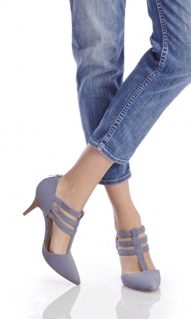 Sexy low heeled shoes