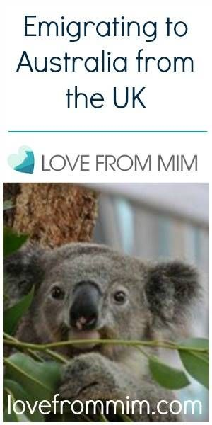 Emigrating from the UK to Australia - lovefrommim.com How to emigrate to Australia with a Family