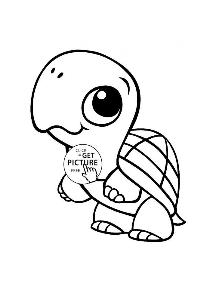 Turtle Coloring Pages For Kids Animal Coloring Page Seaurtle Coloring Pages Animal Coloring Pages Turtle Coloring Pages Cute Easy Drawings