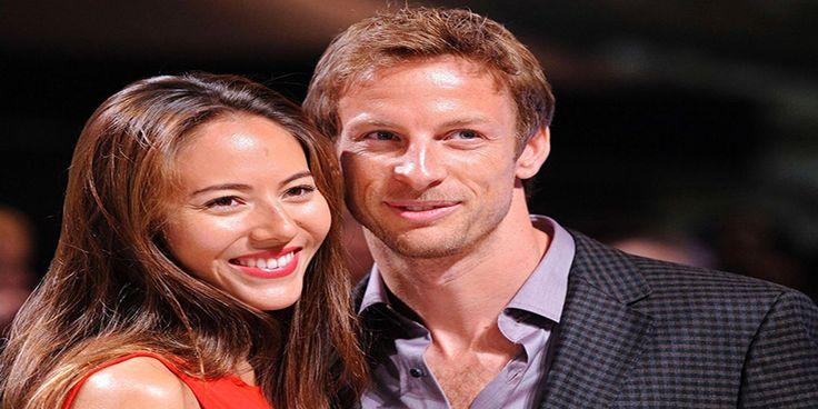 Jenson Button Jessica Michibata Gassed In Dangerous Burglary Incident, F1 Racer Safe