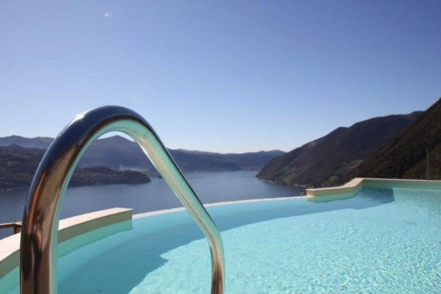 Fancy a #swim with #lake #view?