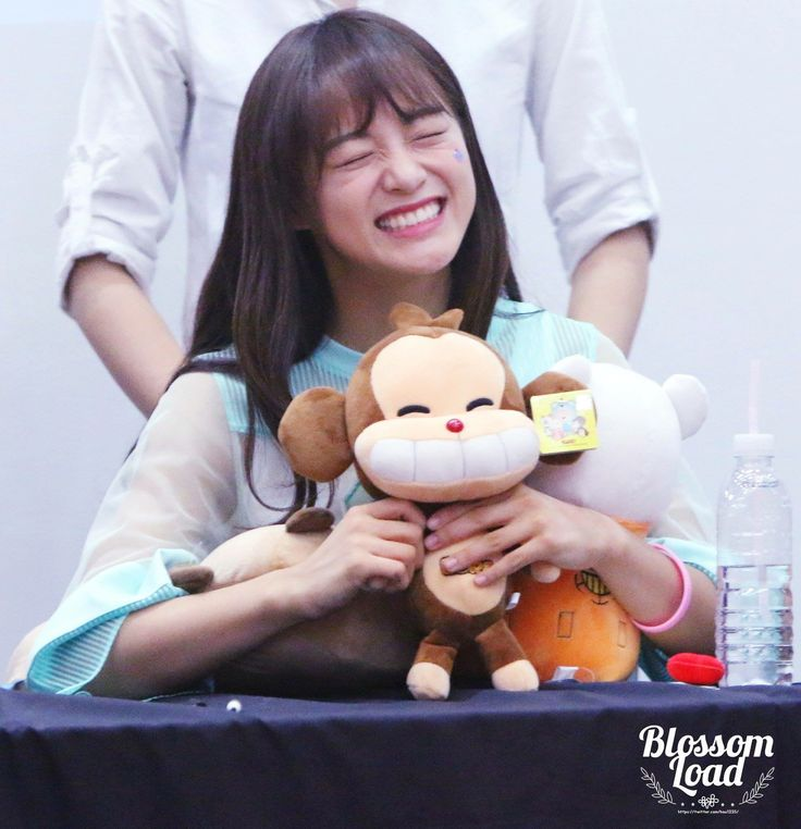 Sejeong for Gugudan fan meeting! #I.O.I #Gx9 #KimSejeong
