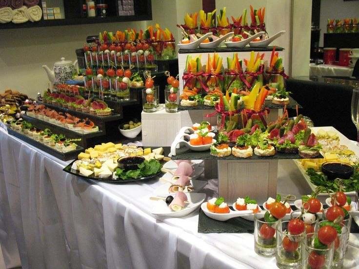 Receptions Food Displays And Prime Time On Pinterest: 1231 Best Food Display Images On Pinterest