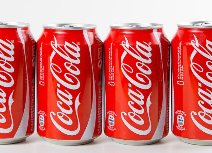 Human Waste in Coca Cola Cans