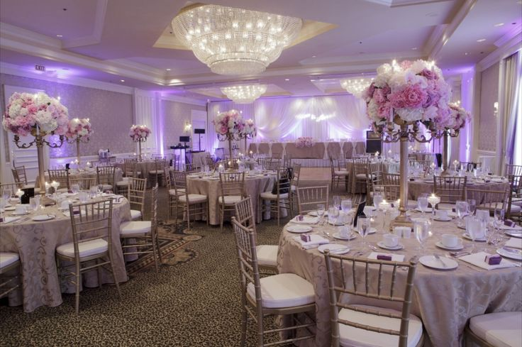 DreamGroup Productions ~ Vancouver Wedding & Event Planners The beautiful Sutton Place Hotel Vancouver