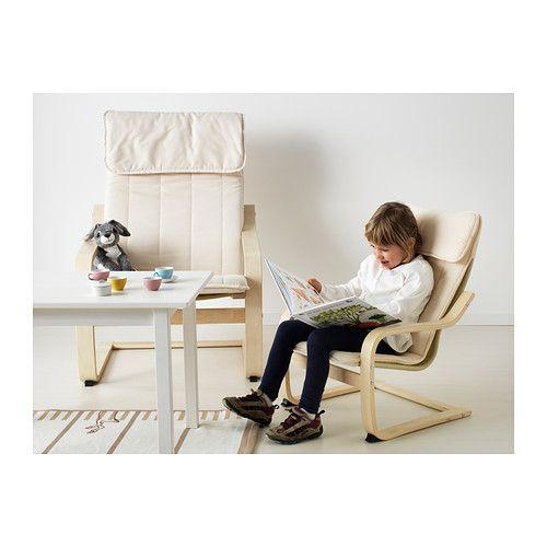 POÄNG Children's armchair - - - IKEA