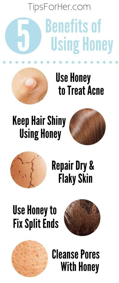 From fixing split ends to clearing acne, honey has a ton of amazing benefits. Here are 5 ways honey can help restore and keep you healthy!