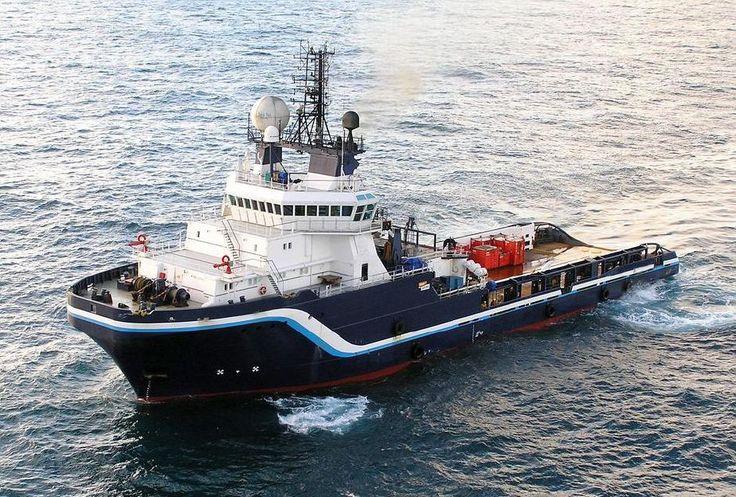 2003 Custom Offshore Supply Vessel Power Boat For Sale - www.yachtworld.com