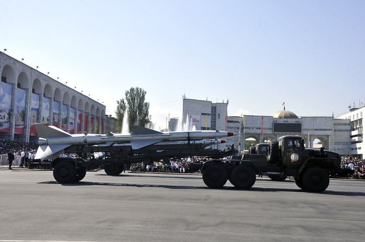Kırgızistan Cumhuriyeti 25 Yaşında  Sovyetler Birliği'nden 31 Ağustos'ta ayrılan Kırgızistan, bağımsızlığının 25. yılını kutladı.