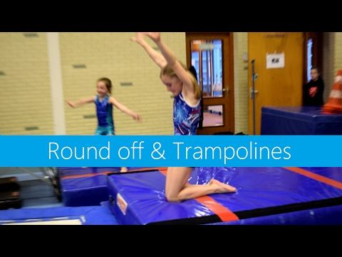 Acrobatics | Front walkovers & Round Offs - YouTube