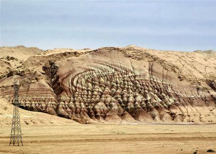 Overturned Beds | Overturned Fold Geology