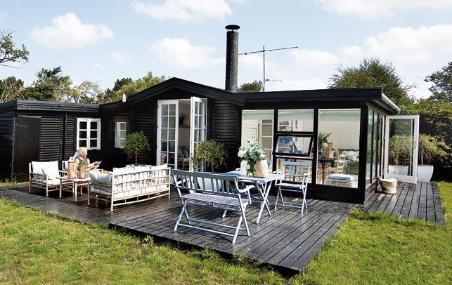 A cottage to make you dream of summer days | NordicDesign