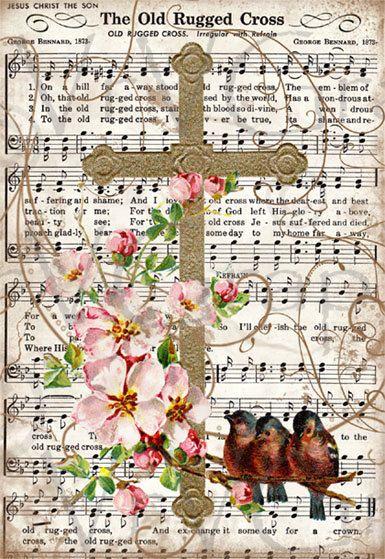 Hymn- The Old Rugged Cross