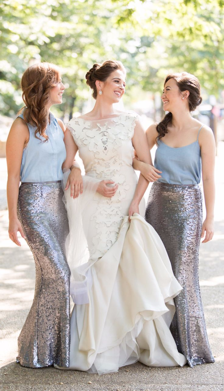 How to Dress Your Bridesmaids If You Hate Bridesmaid Dresses