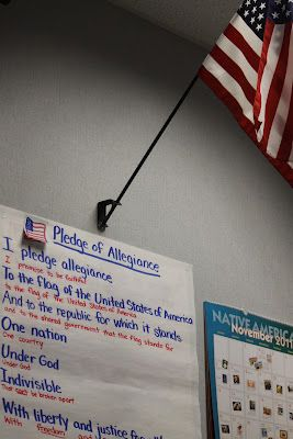 LOVE this idea- teach the Pledge so students understand what they are really saying every morning!