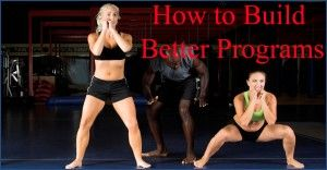 Daily undulating periodization - build better personal training programs.