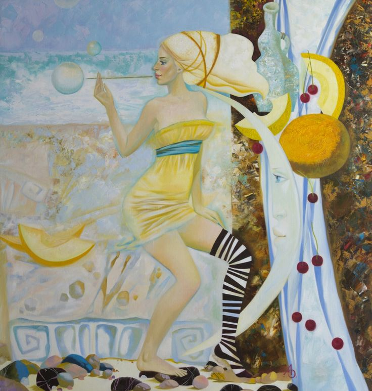 Hada del amanecer - Olga Larionova