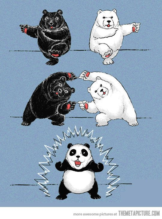 dragon ball panda... olha isso @Camila Romais