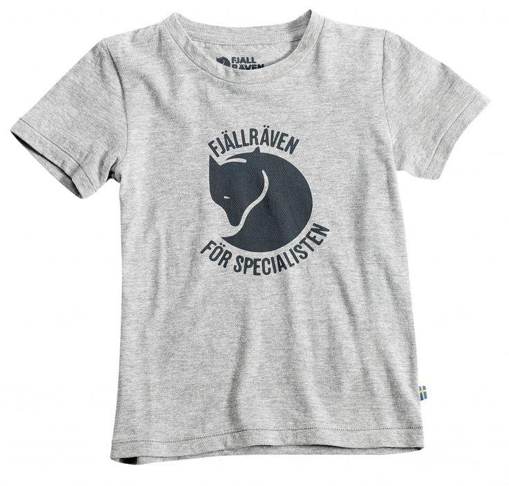 Fjellreven Specialisten T-shirt Kids - Barn