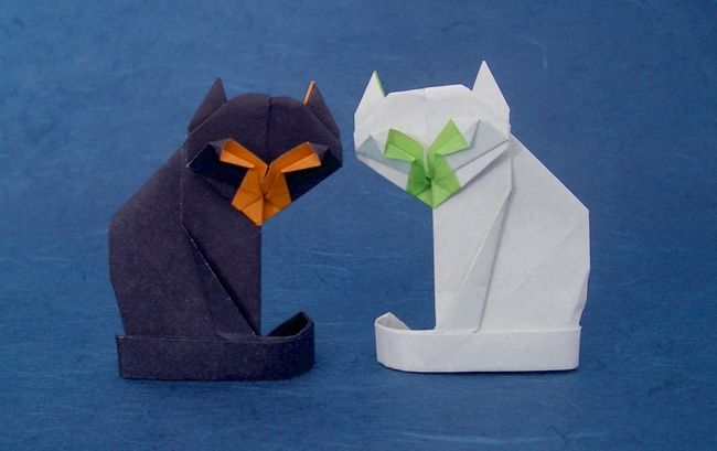 Origami Dragon Diagrams and How-To Video Instructions | Gilad's Origami Page