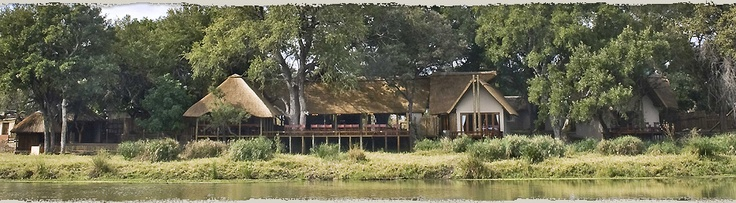 The Lodge - Simbavati River Lodge, South Africa