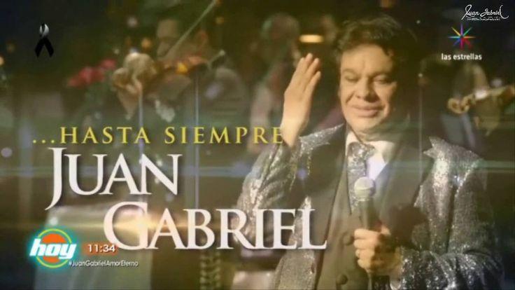 Juan Gabriel - La historia detrás del ídolo | Especial