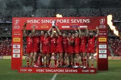 Canada can finally claim a World Rugby Sevens Series cup champion. The Canadian men's sevens squad earnedtheir first ever cup...