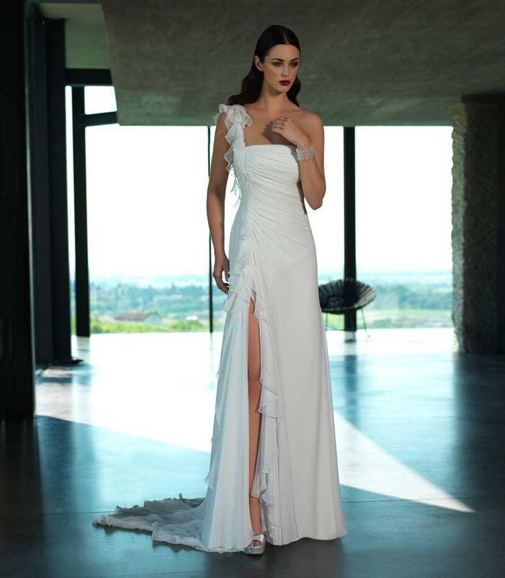 225 best Vestidos de noiva images on Pinterest | Wedding bridesmaid ...