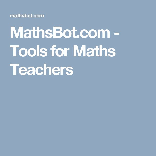 41 best Maths resources. images on Pinterest | Algebra, Math teacher ...
