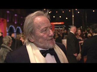 The Second Best Exotic Marigold Hotel: Ronald Pickup London Premiere Interview --  -- http://www.movieweb.com/movie/the-second-best-exotic-marigold-hotel/ronald-pickup-london-premiere-interview