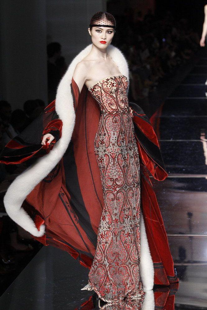 2013 Paris Fall/Winter haute couture fashion showsA Mini-Saia Jeans, Fashion Weeks, Paris Fashion, Style, Jean Paul Gaultier, Dresses, Jeans Paul Gaultier, Couture Fashion, Haute Couture