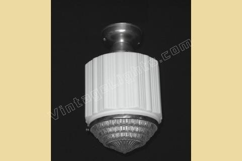 schoolhouse lighting | school house lighting | vintage schoolhouse light