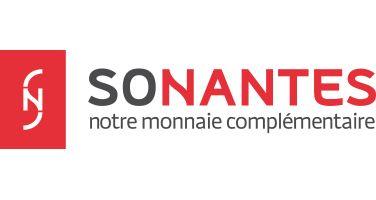 Logo de la monnaie locale nantaise SoNantes