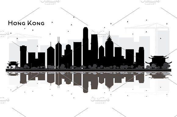 Hong Kong China City Skyline France City City Skyline China City
