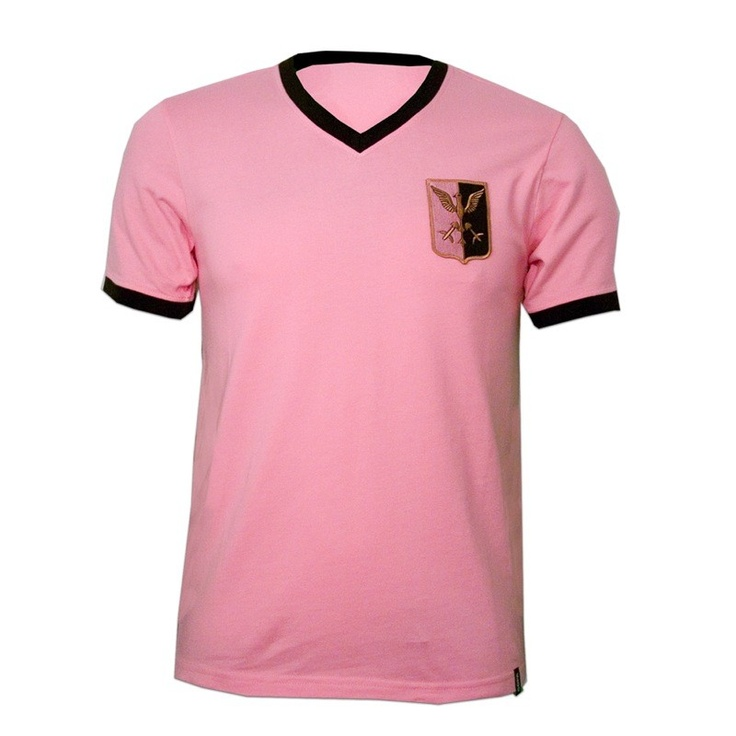 US Palermo football shirt 1970's