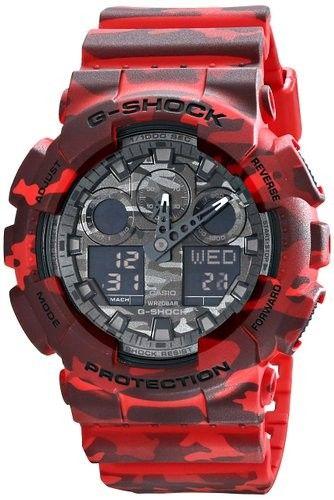 G-Shock GA-100CM-4AER - 6884