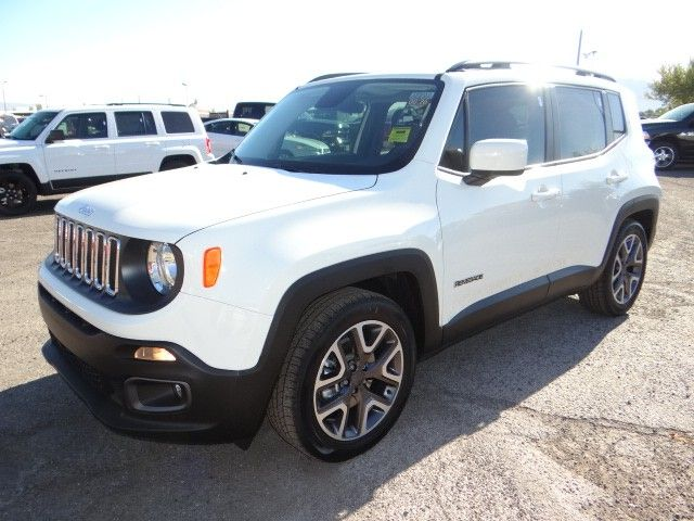 2015 jeep renegade in alpine white at chapman dodge las vegas. Cars Review. Best American Auto & Cars Review