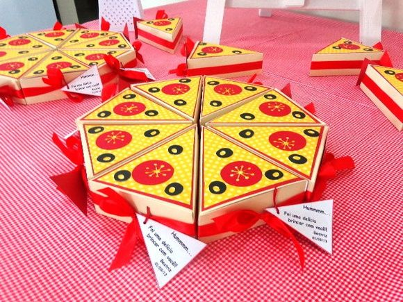Fatia de Pizza - Lembrancinha   Mimos e Encantos Ateliê   Elo7